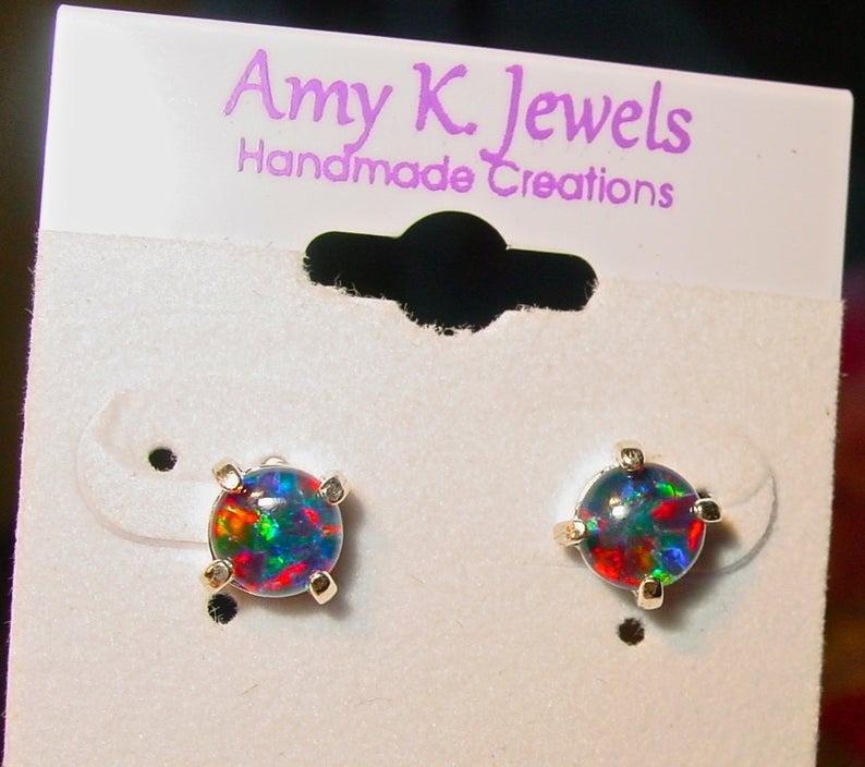 Amy K colorful Opal