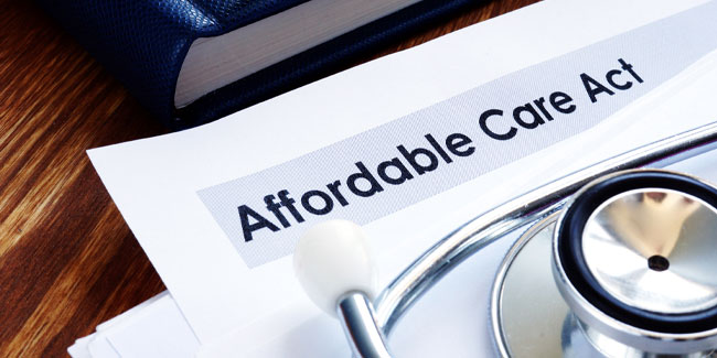 affordable care act on papers