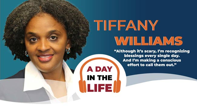 Tiffany Williams podcast