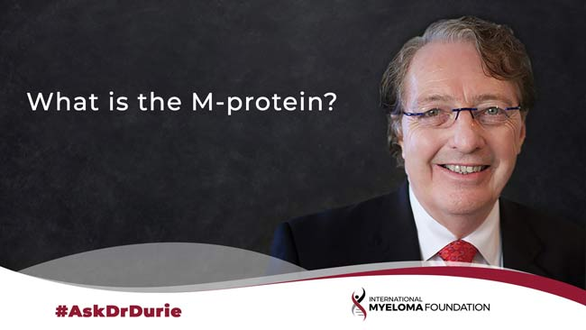 what is m protein?