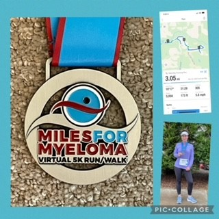 Miles Medals Jeanne