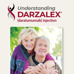 Click here for more information about Understanding Darzalex® (daratumumab)