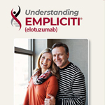 Click here for more information about Understanding Empliciti® (elotuzumab)