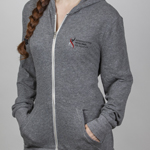 Click here for more information about Myeloma Warrior Hooded Sweatshirt, Dark Grey