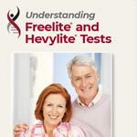 Click here for more information about Understanding Freelite and Hevylite Tests